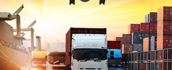 logistic network distribution